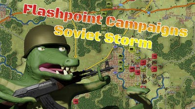 Flashpoint Campaigns - Red Storm - US Campaign Part 22 - Battle 3 planning