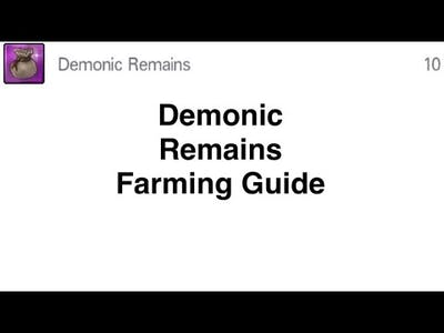 Sword Art Online Hollow Realization (Demonic Remains)