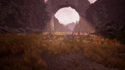 STEAM GAME DRIZZLEPATH DEJA VU HEAVENLY ARCH VIDEO GAME AMBIENCE