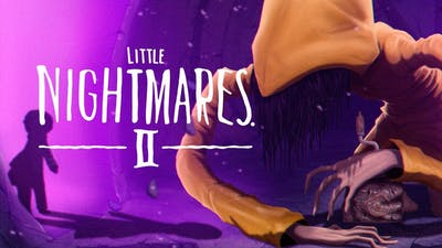Little Nightmares 2, monster Six - Speedpainting - Digital illustration