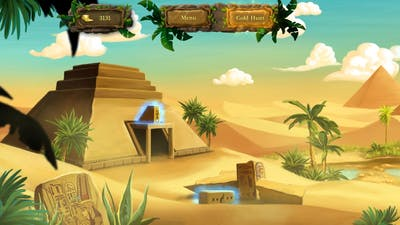 Ricky Raccoon 2 - Adventures in Egypt | Gameplay | GTX 970 - i7 4790K