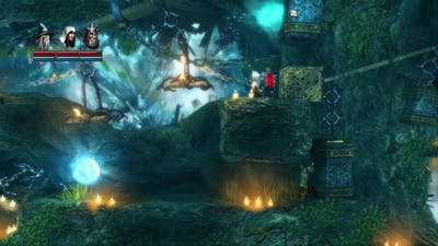Trine Enchanted Edition (with Calla & Chyanne)