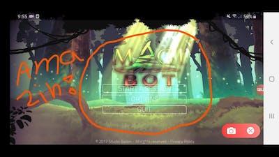 Magibot-AMAZING GAME!