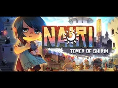NAIRI Tower of Shirin Game Play Walkthrough / Playthrough