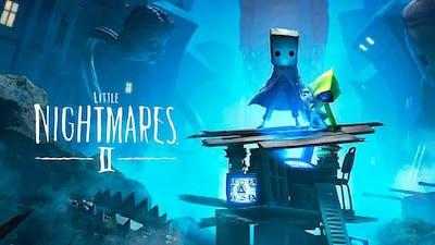 NEW GAME LITTLE NIGHTMARES 2 Intro (Demo Version) - Nintendo Switch