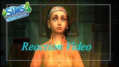 The Sims 4 Jungle Adventure Trailer Reaction