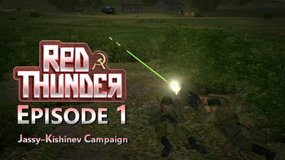 Combat Mission: Red Thunder / Jassy - Kishinev Offensive Campaign, Episode 1
