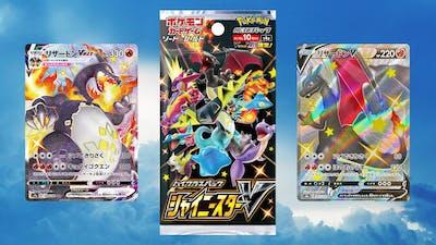 GOD PACK COMPILATION! Pokémon Shiny Star V