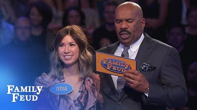 199 points! With ONE ANSWER left! | Family Feud