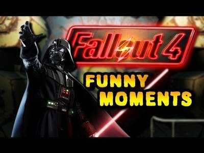Fallout 4 Star Wars Mods and Funny Moments with Cobravo!