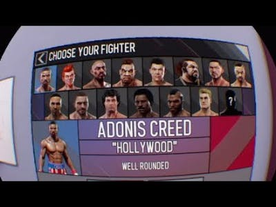 The Drago's Are Hard - Creed: Rise To Glory