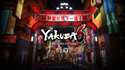 YAKUZA 6: The Song of Life pt 90