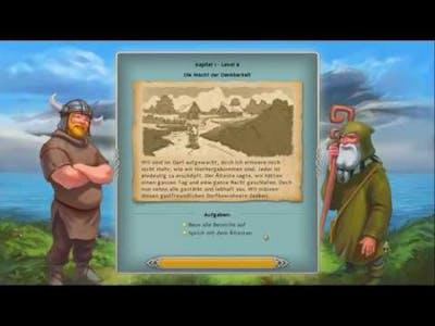 Viking Saga: The Cursed Ring - Kapitel 1, Level 8 - Expert, 3 Sterne