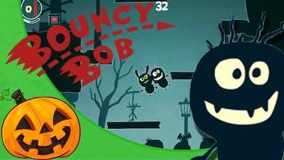 Bouncy Bob - SPOOPY HALLOWEEN GAME!
