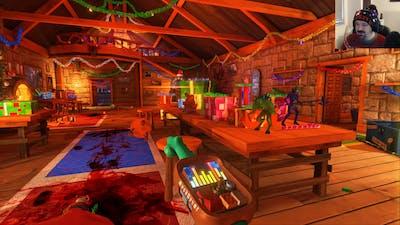 Holiday Gaming Marathon 2017: Viscera Cleanup Detail: Santa's Rampage pt2