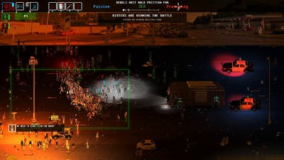 USA - Rebels Campaign 17 - Riot Civil Unrest