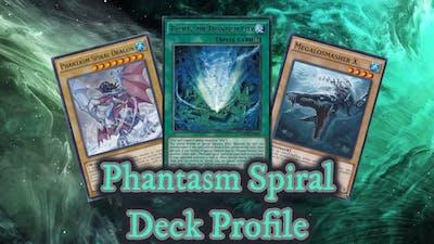 Phantasm Spiral Deck and Test Hands! December 2018