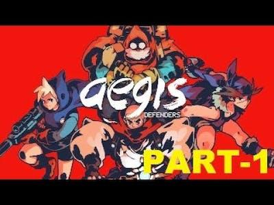 Aegis Defenders   Gameplay PART 1(FIRST LOOK)
