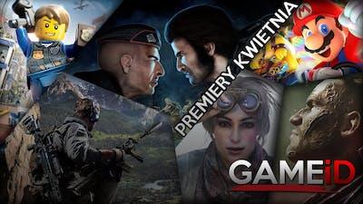 Premiery Miesiąca GameID #2 - Kwiecień