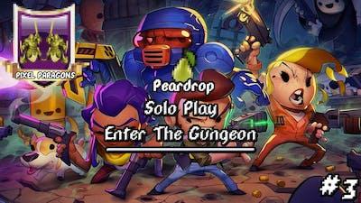 Peardrop plays Enter the Gungeon #3 - Enter the Marine (Not literally!)