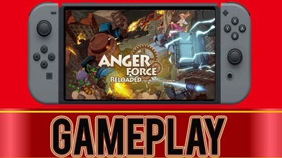 AngerForce: Reloaded - So much fun! - Nintendo Switch