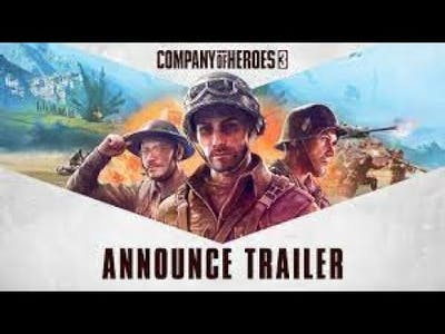 Company of Heroes 3 | game trailer