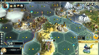 - Civilization V - Alexander of Greece (Episode 1 Part 13) - (Not) Yet Another Giant Earth Map Pack