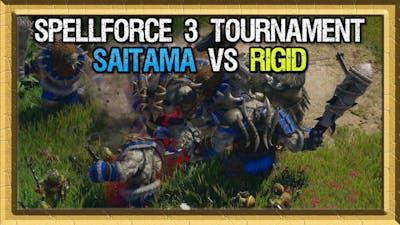 Spellforce 3 Tournament - Semifinals - Saitama vs Rigid - Game 5