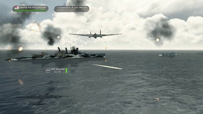 Battlestations Pacific  IJN Mission 02 attack on force z