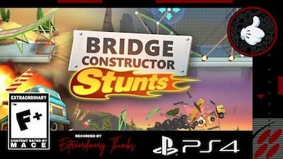 Bridge Constructor Stunts - Campaign 1