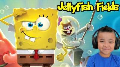 Jellyfish Fields SpongeBob SquarePants  CKN Gaming