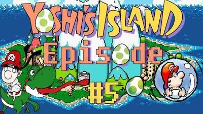 Yoshi's Island - Eggs Affect GRAVITY?! - PART 5 - OCDGaming