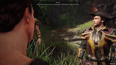 Ohh look what is going on here!    Risen 3 Titan Lords Adventures