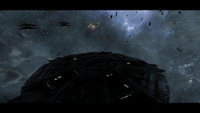 Battlestar Galactica: Deadlock. Final Mission. With no nukes.