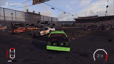 Next Car Game - Wreckfest Another Let's Play Demolition Derby