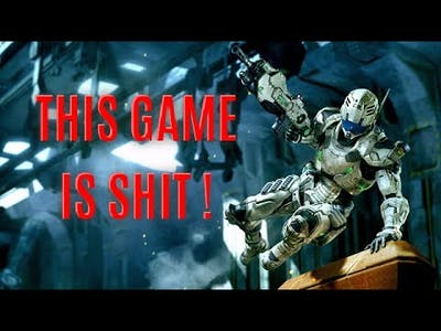 VANQUISH : THIS GAME IS SHIT !