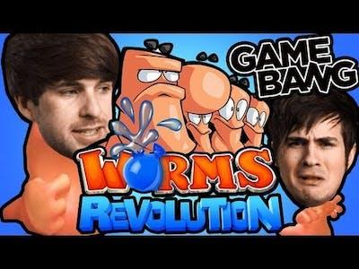 WE'VE GOT WORMS! (Game Bang)