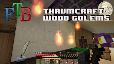 Minecraft Feed The Beast - Thaumcraft - Part 1 (Golemancy)