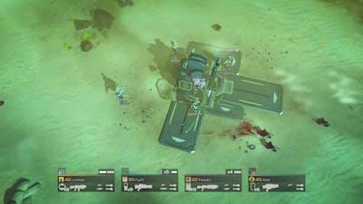 Helldivers - 'Obliterator' Grenade Launcher vs Cyborgs