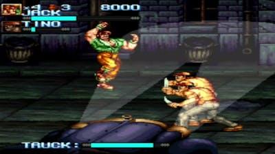 IRON COMMANDO SNES Retro Gaming