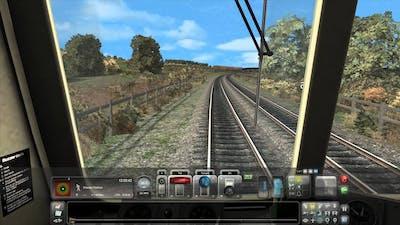Train Simulator 2015. Weardale and Teesdale. Bishot Auckland to Wearhead. Part 1/4 (4K)
