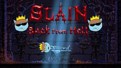 A quick look at: Slain Back from hell.