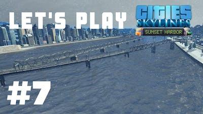 WE FINALLY DID IT! | Cities Skylines: Sunset Harbor #7