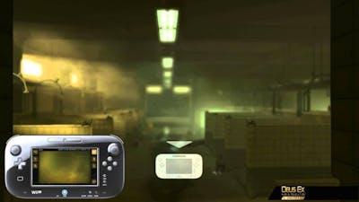 Deus Ex Human Revolution Director's Cut Van Bruggen Walkthrough Trailer