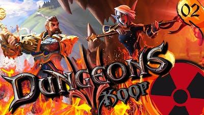 Dungeons 3 | Koop - #02: Angespielt ☢ [Lets Play - Deutsch]