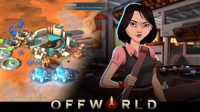 2 v 2 teams - Offworld Trading Company