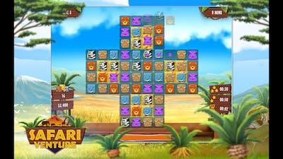Safari Venture Gameplay