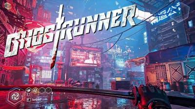 GHOSTRUNNER #6 | PC Walkthrought No Commentary FULL GAME