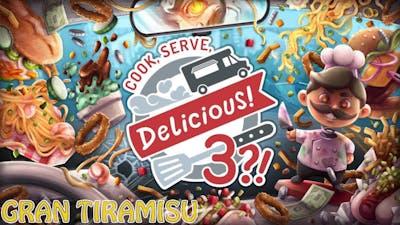 Cook, Serve Delicious! 3?!   Achievement [GRAN TIRAMISU]