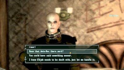 Let's Play Fallout New Vegas [Dead Money DLC]: Part 124 - Voice!